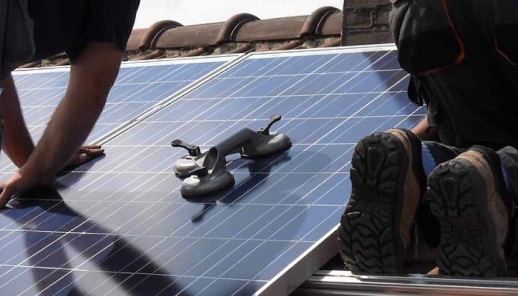 zonnepanelen installeren offerte aanvraag